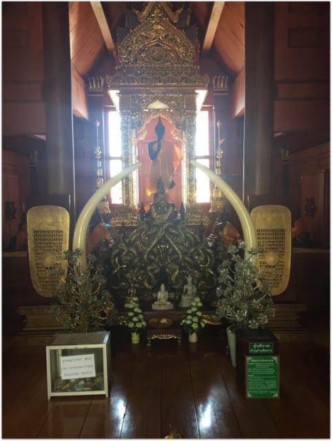 Doi Suthep shrine